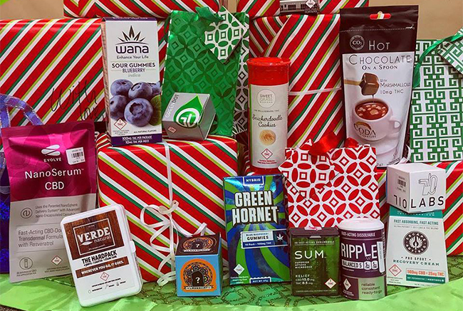 View the best cannabis edibles products in Denver
