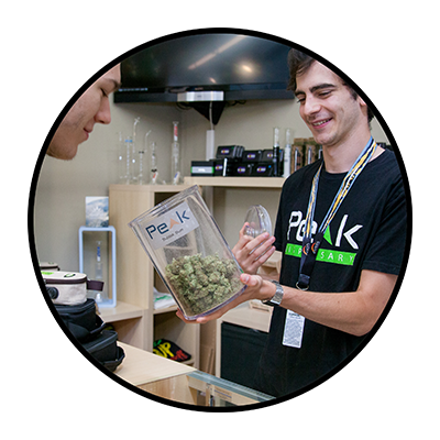 Denver dispesnary with a friendly staff to help with your cannabis questions.